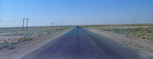 45 uur Turkmenistan